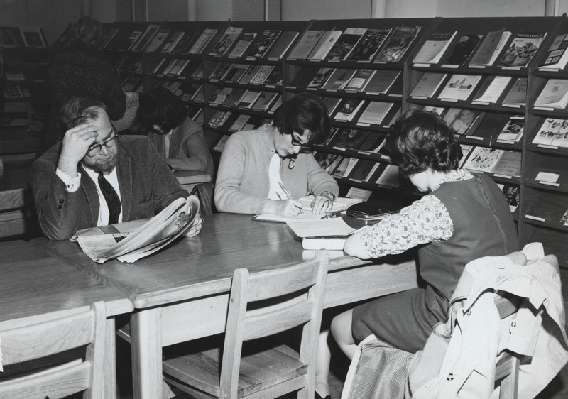 Old Main Library Annex