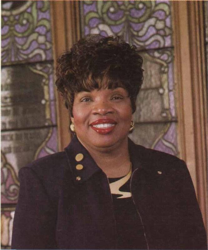 Francine G. McNairy