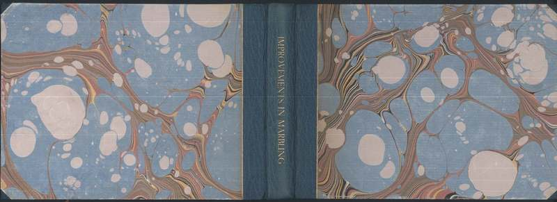 On Improvements in Marbling