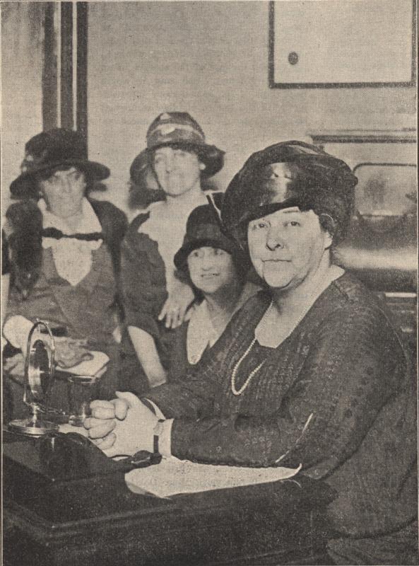 Mary T. Norton