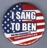 I Sang To Ben Button