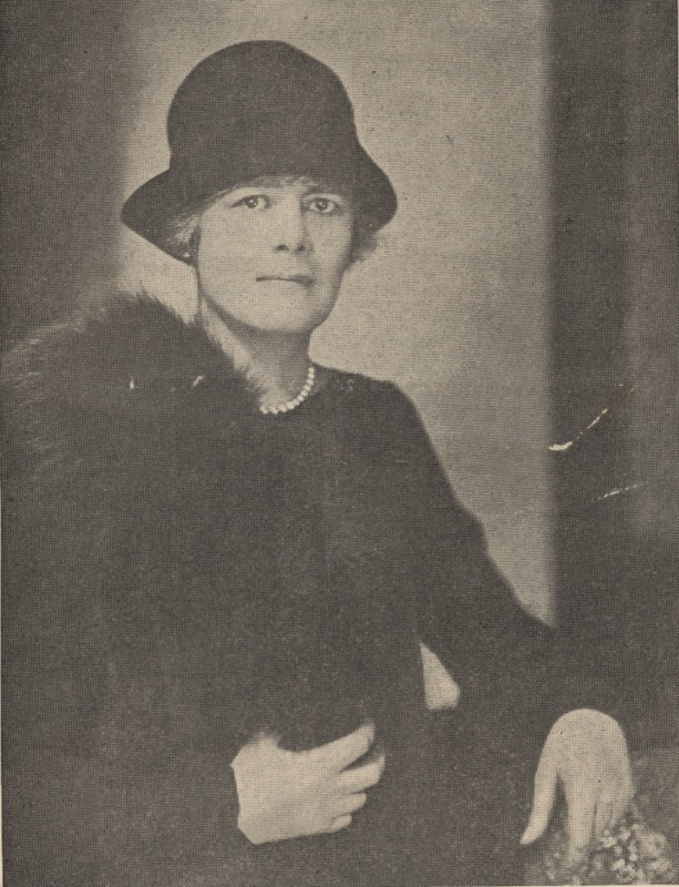 Ruth Baker Pratt