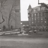 Ganser & Old Main 1969.jpg